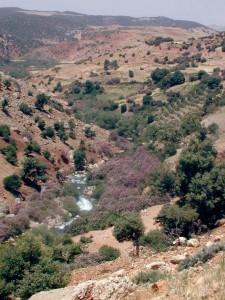 Montanhas de Khenifra