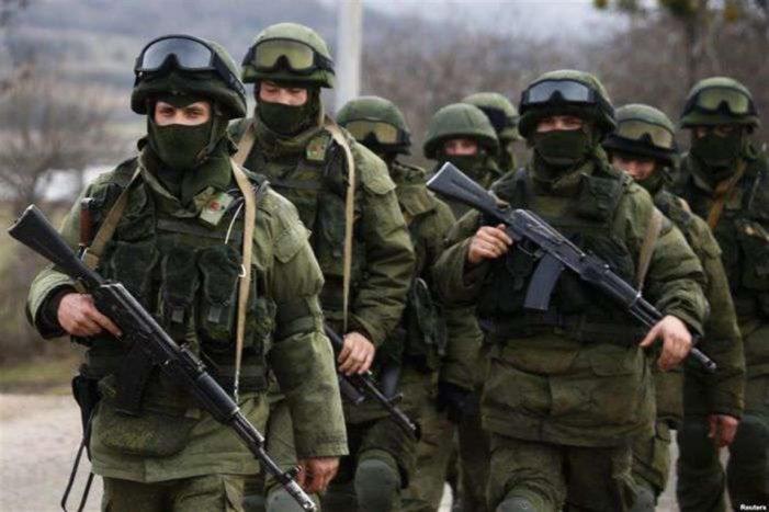 """A Rússia de Putin opera com """"soldados fantasmas"""""""