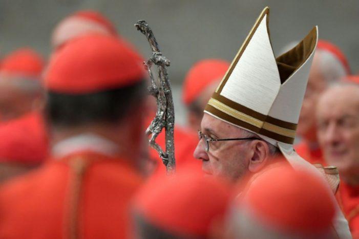 O Papa Francisco quatro anos depois