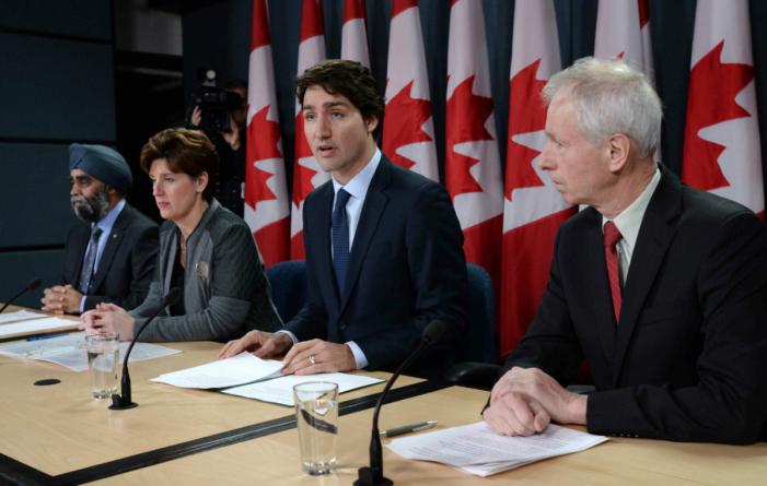 Medidas do governo canadense refletem autodestruição do Ocidente