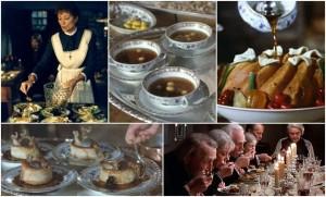 Luiz XIV janta na companhia de Mollière (Jean Auguste Dominique Ingres, 1780-1867)