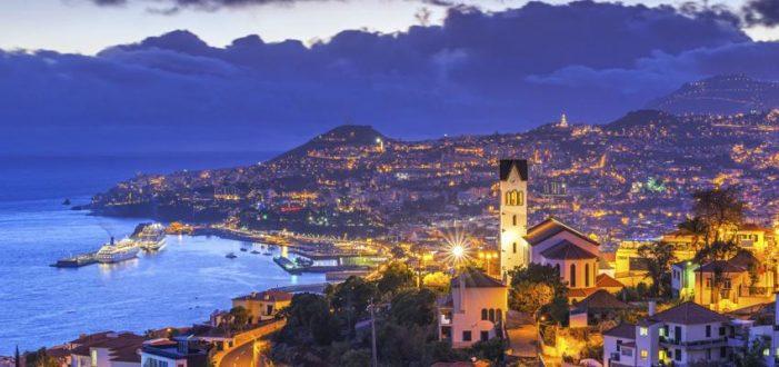 """""""Passamos à grande Ilha da Madeira…"""""""