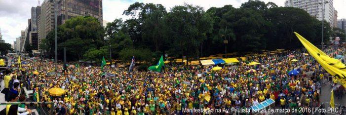 O Brasil à Deriva – Queda no abismo ou retorno às raízes cristãs?