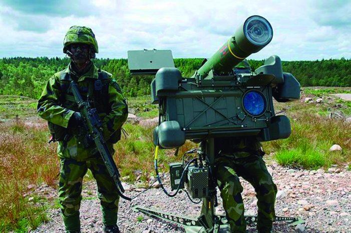 Suécia teme a agressividade de Moscou e intensifica rearmamento