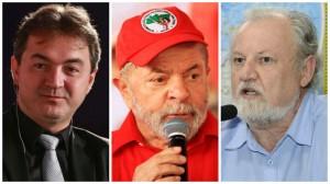 Joesley, Lula e Stedile