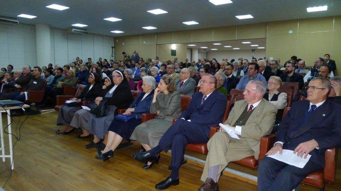 Evento sobre o Centenário de Fátima