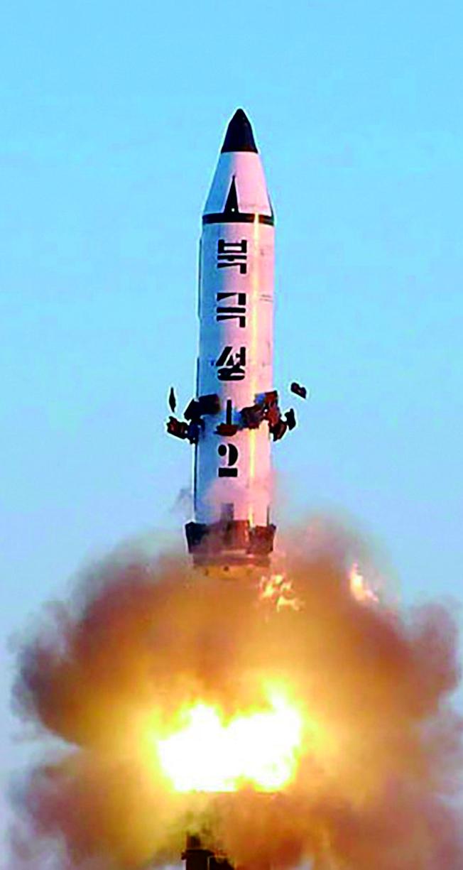 China instiga a Coreia do Norte contra os EUA