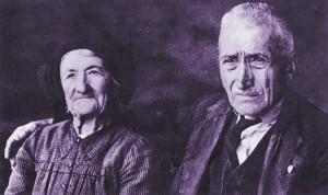 Antonio dos Santos e Maria Rosa dos Santos