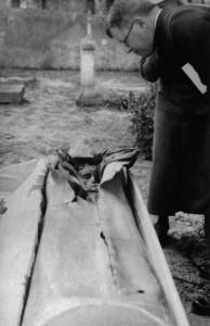 Transladação do corpo incorrupto de Jacinta em 1935