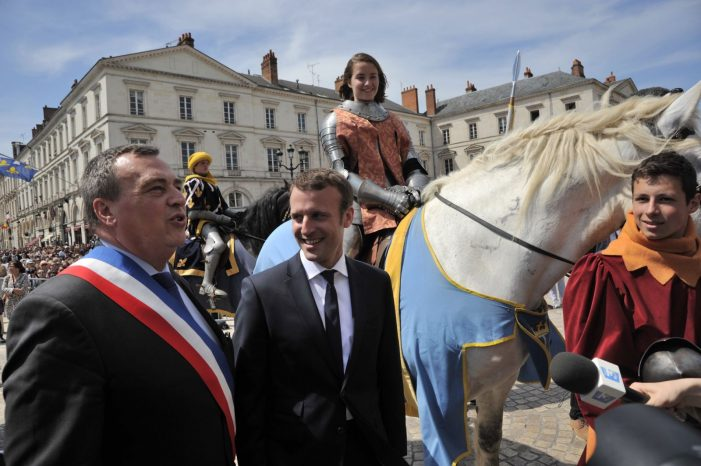 Raízes medievais emergem no eleitorado francês