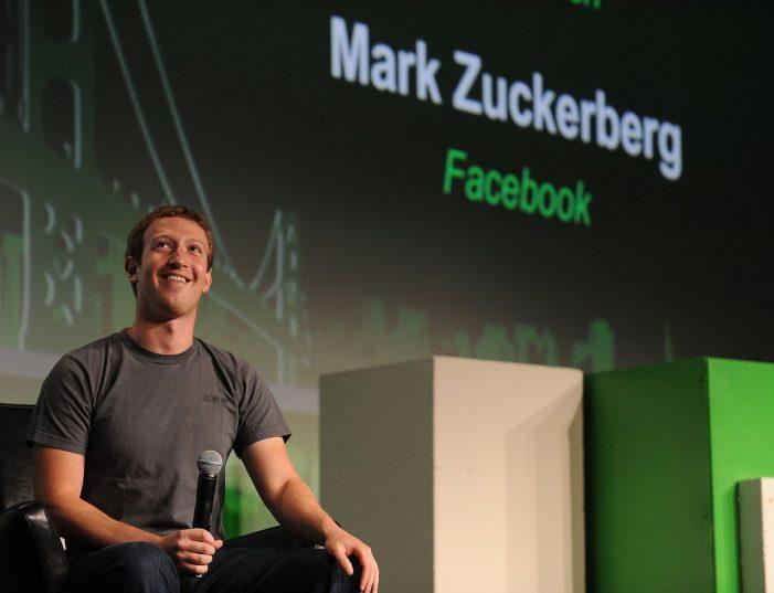 Mark Zuckerberg na intersecção entre capitalismo e socialismo