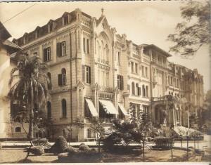 Colégio Des Oiseaux, no bairro da Consolação da capital paulista