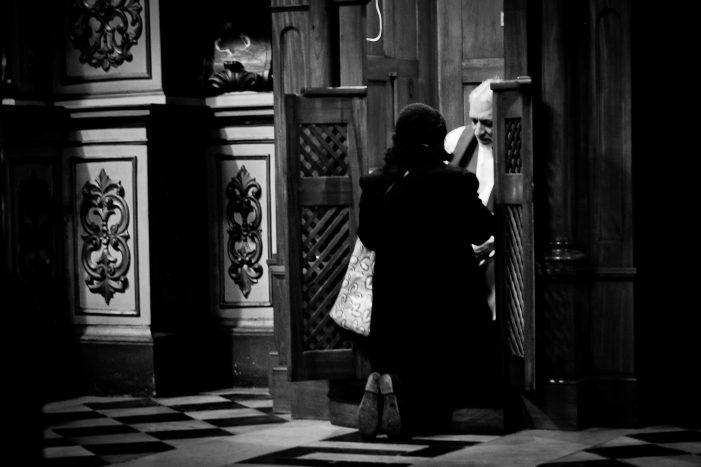 Sem pedido de perdão não há conversão