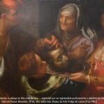 Salomé recebendo a cabeça de São João Batista — martizado por ter repreendido o adultério de Herodes. Obra de Paulus Moreelse (1618), óleo sobre tela, Museu de Arte Antiga de Lisboa [Foto PRC]