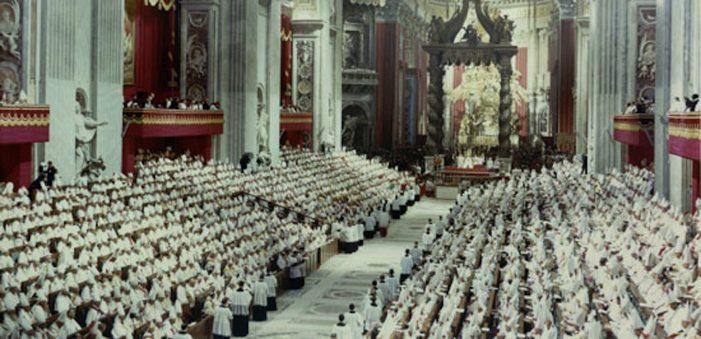 O Concílio Vaticano II e a Mensagem de Fátima