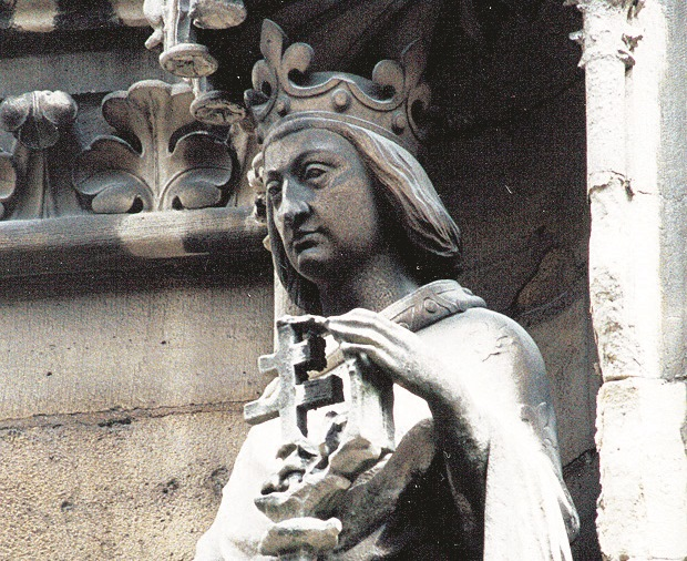 São Luís, Rei de França
