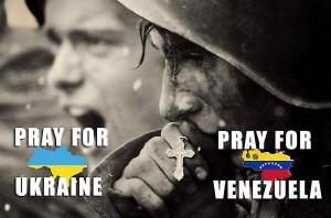 Resistência ucraniana e venezuelana -- muitas afinidades