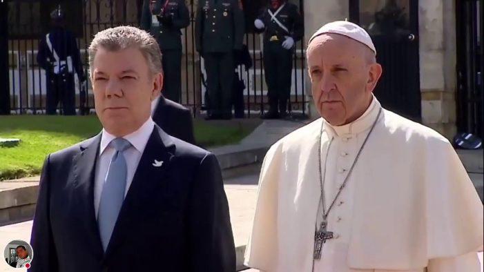 O impacto da visita do Papa Francisco à Colômbia