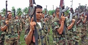 """O presidente colombiano, Juan Manuel Santos, obtém do Papa Francisco a """"benção"""" ao pseudo """"Acordo de Paz"""" com os narco-guerrilheiros das FARC."""
