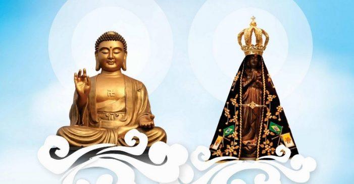 Nossa Senhora e Buda no mesmo altar! — Pastoral ou Autodemolição?
