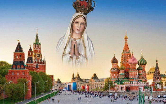 Fátima X comunismo — Um século de profecias opostas