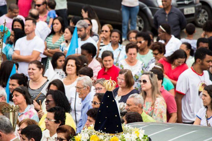 Cidade de Cardoso Moreira (RJ) consagrada a Nossa Senhora Aparecida