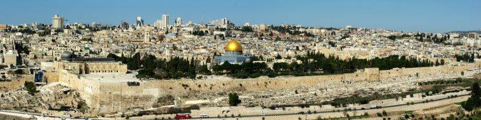 A QUEM PERTENCE JERUSALÉM?