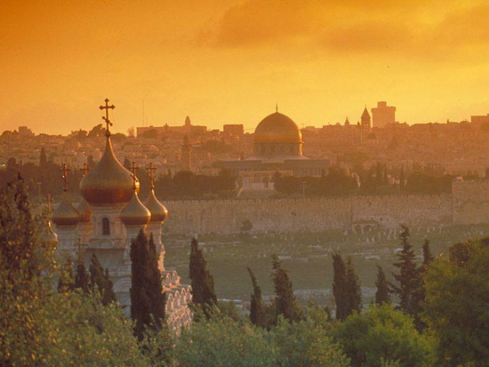Uma solução para Jerusalém: a internacionalização da Cidade Santa