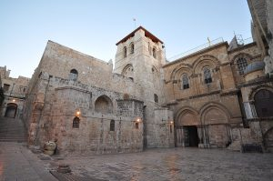 Igreja do Santo Sepulcro em Jerusalém