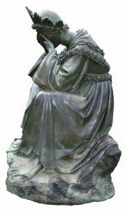 Imagem de Nossa Senhora de La Salette [Foto Luis Dufaur]