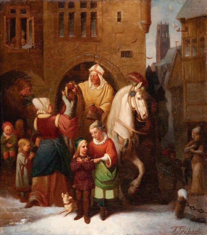 """São Nicolau, """"Papai Noel"""" e o significado do Natal"""