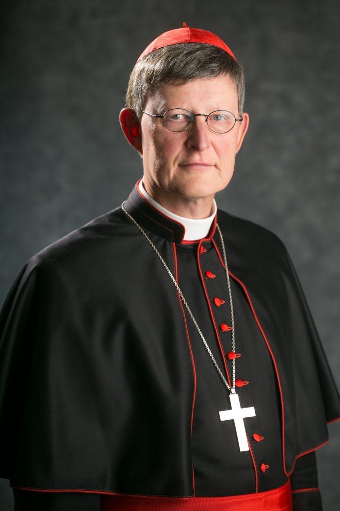 """Cardeal alemão condena """"missa ecumênica"""""""