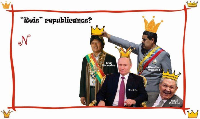 """Reis"" republicanos?"