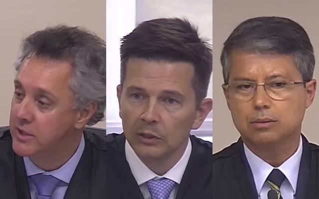 Juízes federais enodoados como facínoras