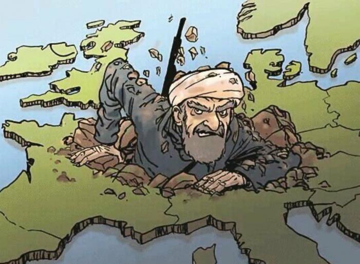 """Islã: """"Um dia, tudo isso será nosso"""""""