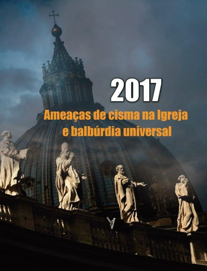 2017 — Fragmentações religiosas, políticas, sociais e culturais