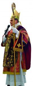 S. Exa. Revma. Dom Mathias Tolentino Braga, Abade do Mosteiro de São Bento de São Paulo