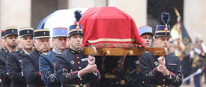 Assassinato de um policial heroico