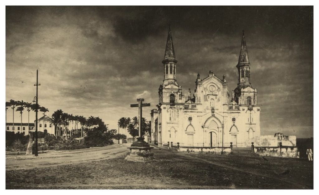 Sé de Olinda na época colonial
