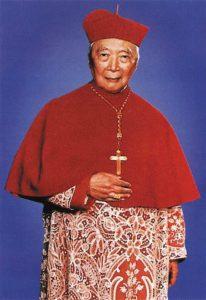 Cardeal Inácio Kung (1901-2000)