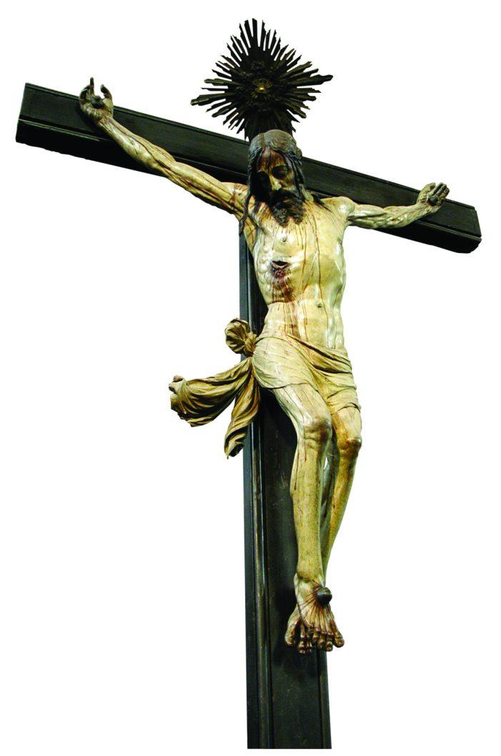 A cruz é o lenho da dor, mas é também o lenho da glória