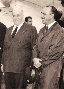 Dr. Plinio e Dr. Adolpho Lindenberg