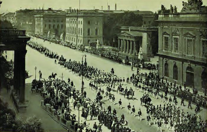 Exército alemão na época do Kaiser