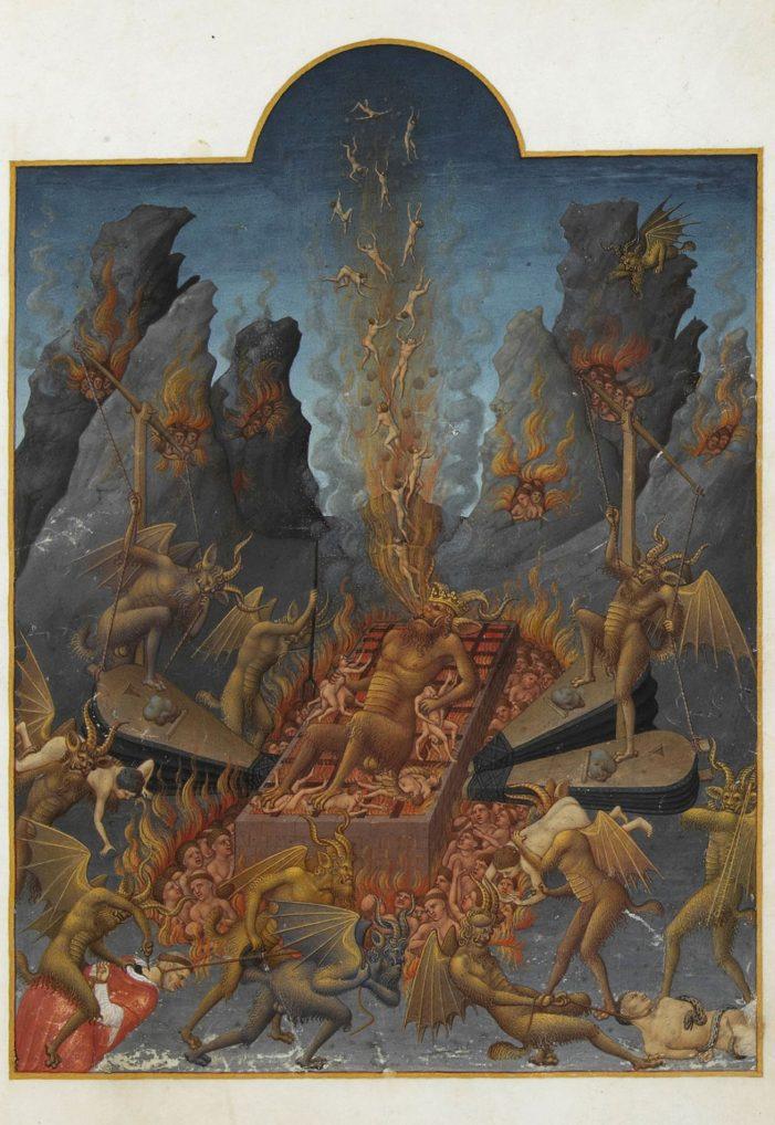 O Papa Francisco e o destino eterno das almas