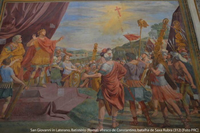 A guerra religiosa do século IV e o nosso tempo