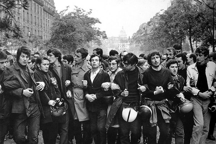SORBONNE — 50 anos depois