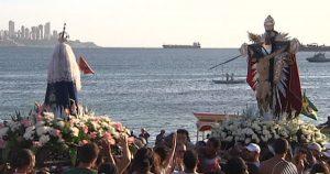 Em Salvador, festa de Jesus dos Navegantes