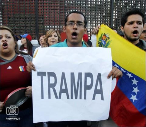 O martírio prolongado dos venezuelanos