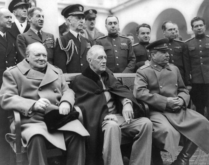 Yalta 2 no horizonte?