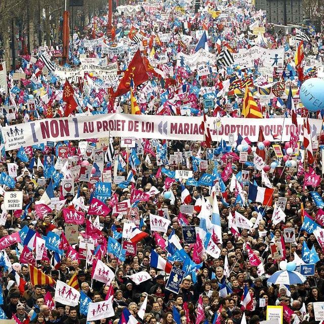 Grande retorno da França ao catolicismo